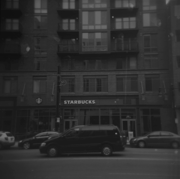 Small photo of Starbucks