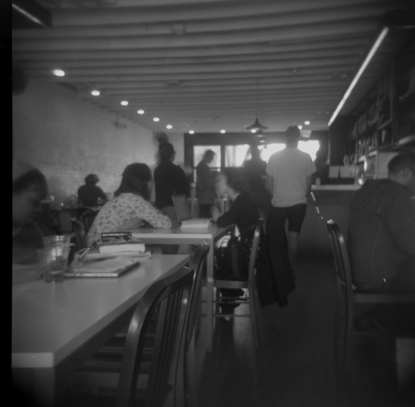 Photo of Inside Maketto's Cafe