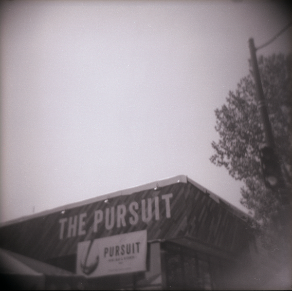 Small photo of The Pursuit